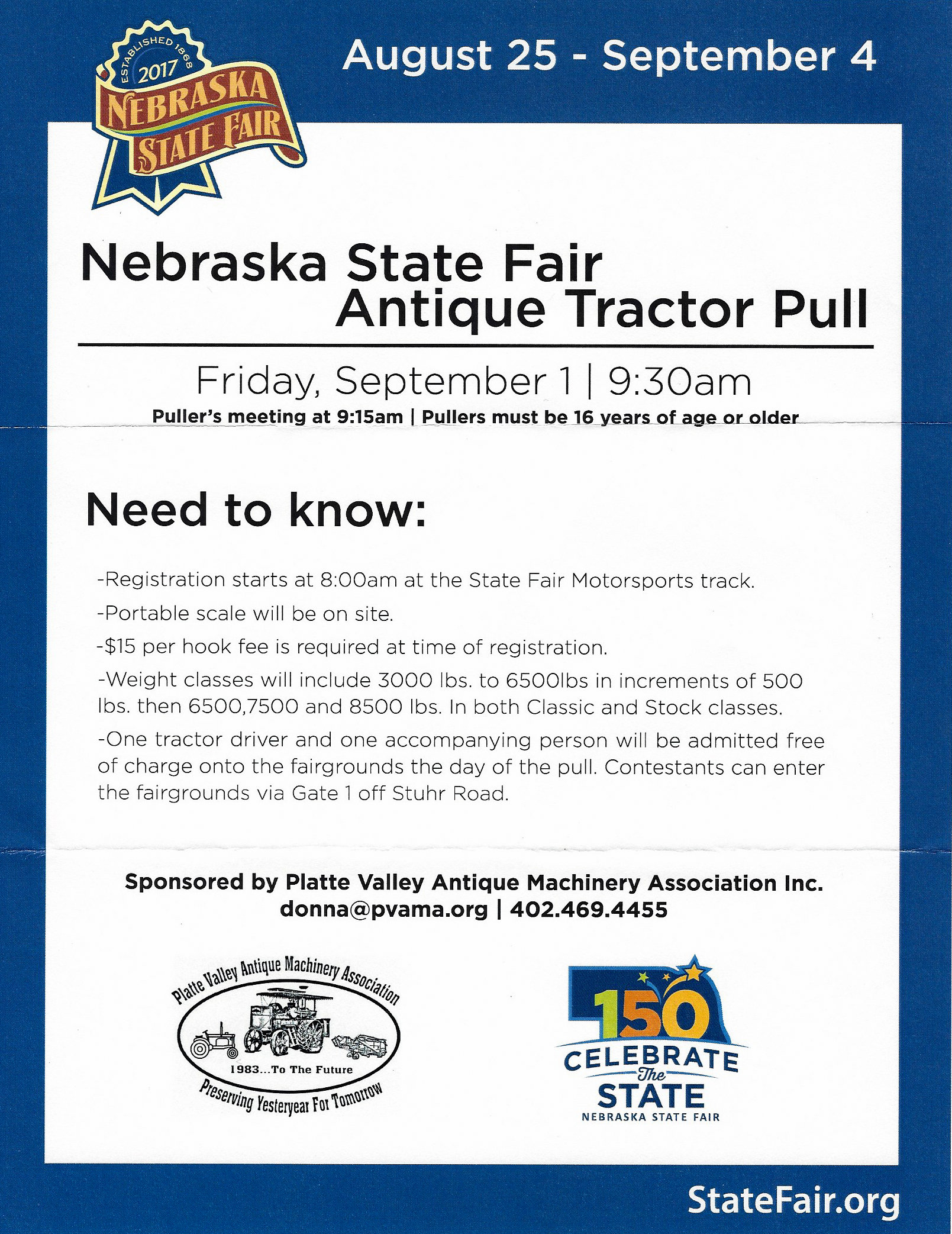 2017 nebraska state fair antique tractor pull welcome to pvama 2017 nebraska state fair tractor pull results click here nvjuhfo Image collections
